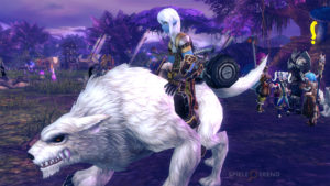 Mounts in ELOA Online