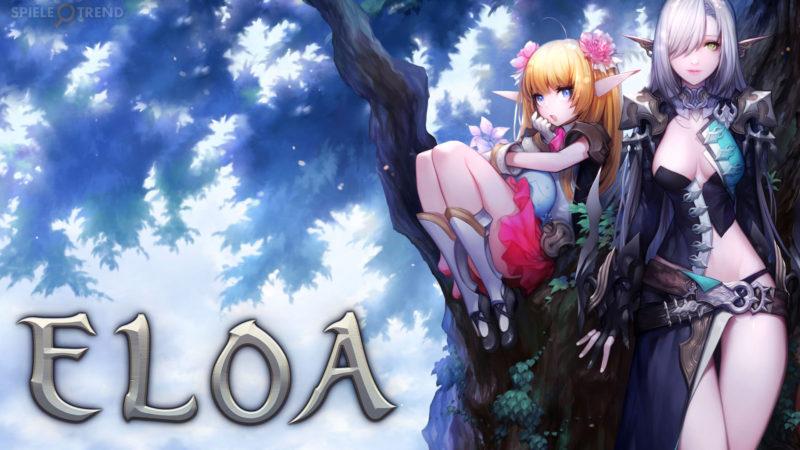 ELOA Online Anime Spiel