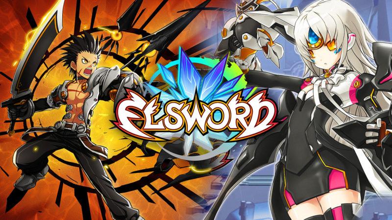 Elsword Action Game