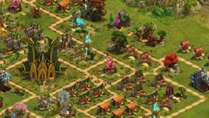 Städteaufbau Browsergame