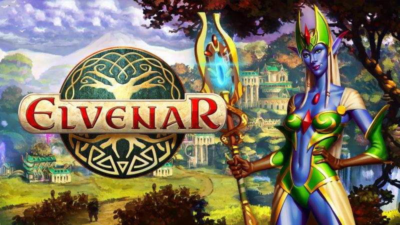 Elvenar: Aufbaustrategie-Browsergame