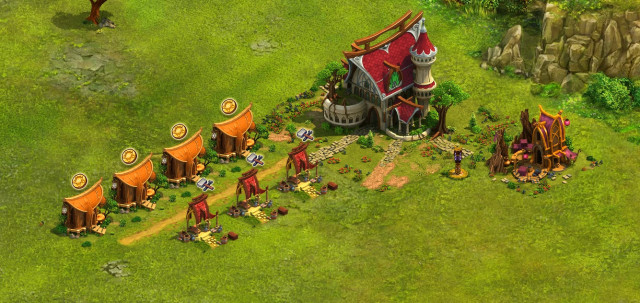 Elvenar Onlinespiel von InnoGames
