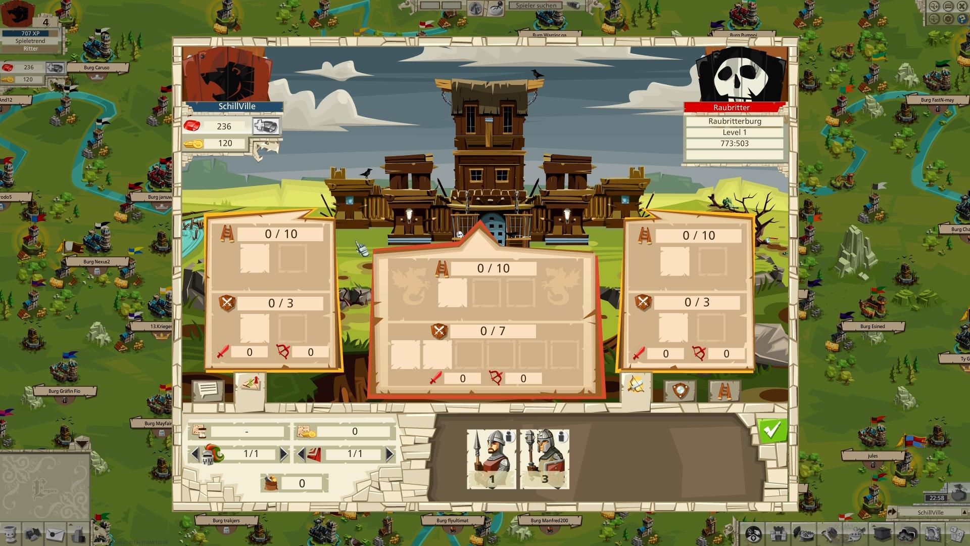 empire four kingdoms level
