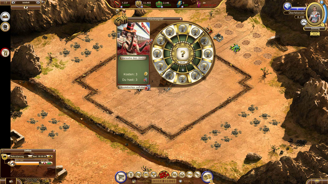 Browsergames Strategie Aufbau Krieg
