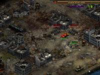 Postapokalyptisches Schlachtfeld in General War