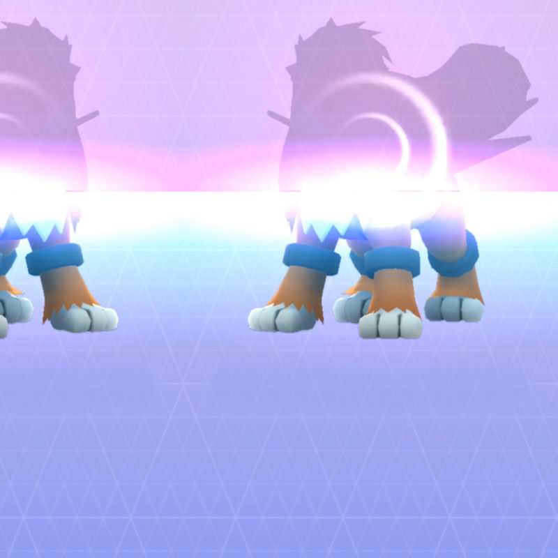 Entei Pokédex in Pokémon GO