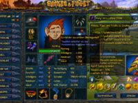 Epics im Shakes und Fidget Browserspiele MMO