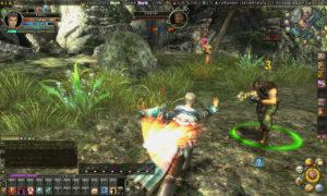 Epische Kämpfe in Gunblade Saga