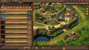Achievements freispielen im Aufbau-Mittelalterspiel
