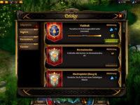 Achievements im Browserspiel KingsRoad