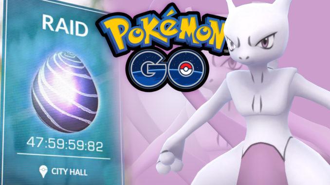 Erste EX Raids in Pokémon GO