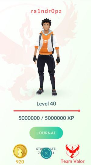 Erster Spieler erreicht Maxlevel in Pokémon GO