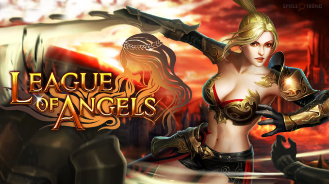 Europa Start des Browsergames League of Angels 2