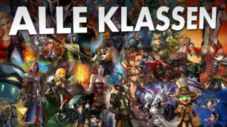 F2P Online-Rollenspiele mit allen Klassen