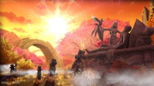 Fantasy trifft auf Anime und Manga