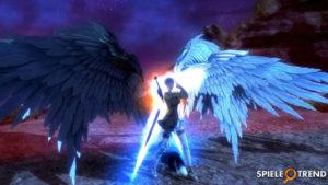 Fantasy-MMORPG mit epischen Flügeln