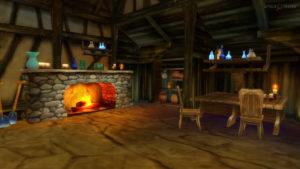 Fantasy MMORPG Feuer