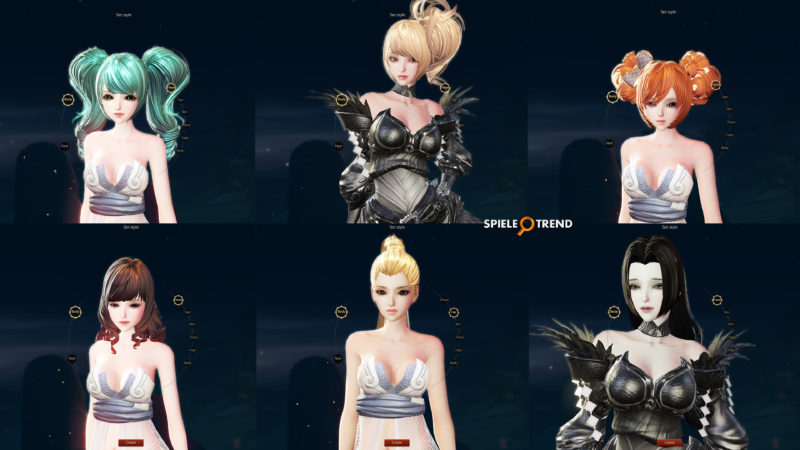Free-to-Play Fantasy MMO