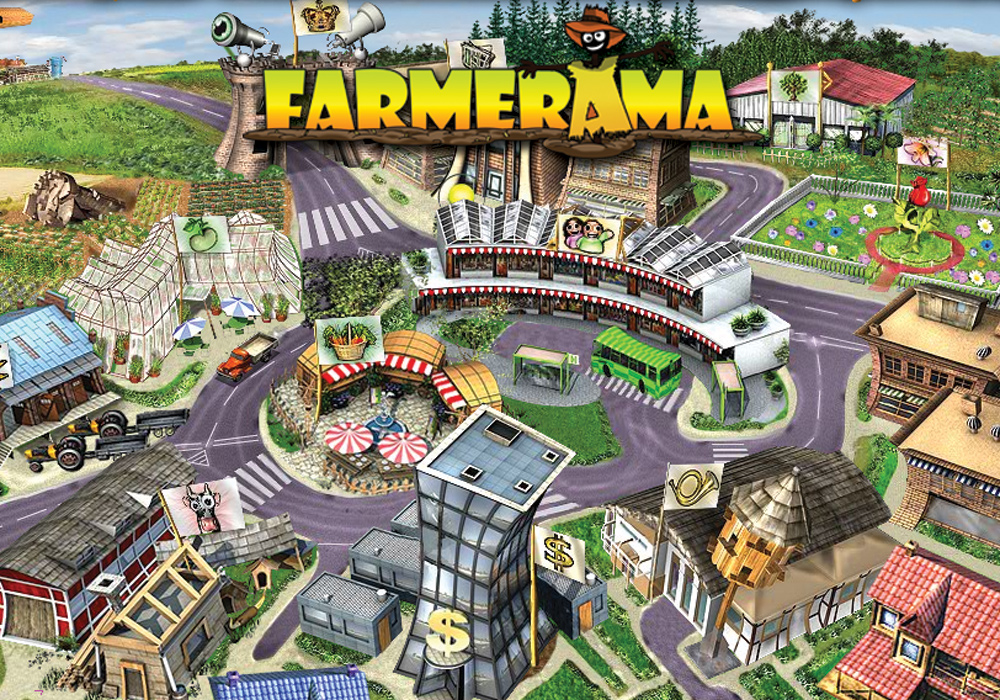 Farmerama Freunde