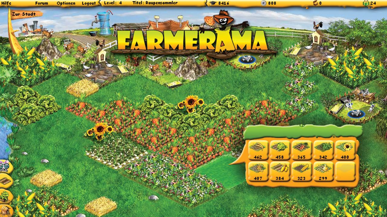 Bauernhofspiele