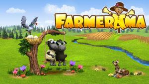 Farmerama, das top Bauernhofspiel