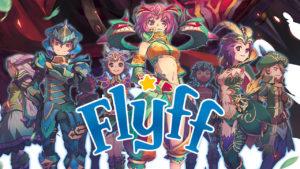 Flyff - Anime/Manga MMO Rollenspiel