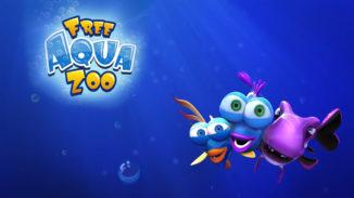 Free Aqua Zoo, Fische Browsergame