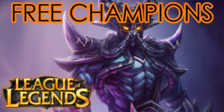 League of Legends: Free 2 Play Champions - ab 27.03.2012