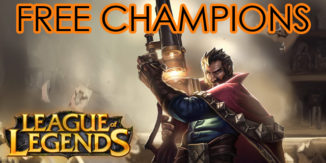League of Legends: Free 2 Play Champions - ab 02.04.2012