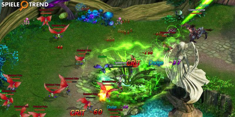 Free 2 Play Fantasy-Rollenspiel auf Deutsch