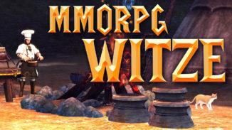 MMORPG Witze und Sprüche