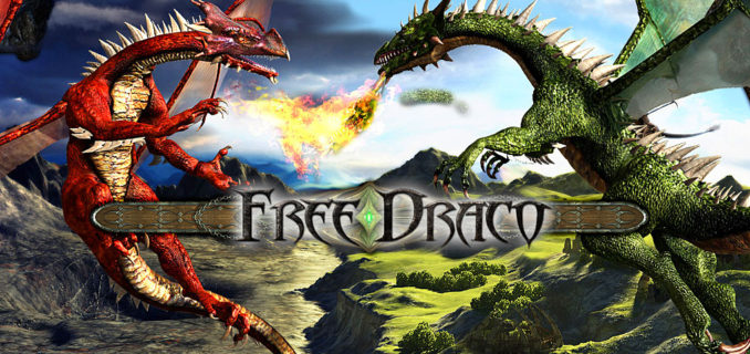 FreeDraco, Online-Rollenspiel in der Closed Beta