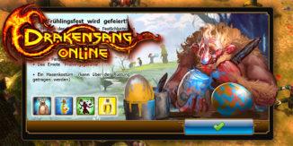Drakensang Online und das Osterfest