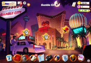 Die Gamble City im kostenlosen Browsergame