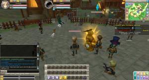GameMaster im neuen gratis MMORPG Spiel Eden Eternal