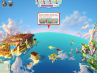 Gameplay zum Browserspiele Rollenspiel Skylancer