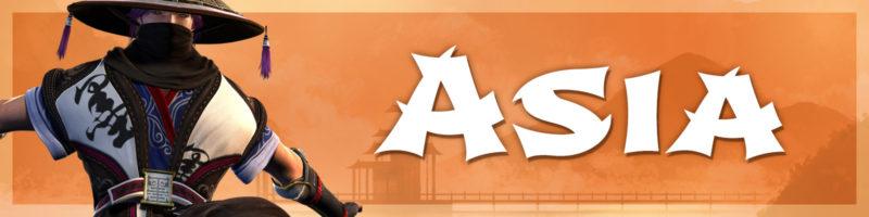 Die besten Asia-MMOs auf Deutsch