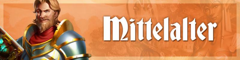 Die besten Mittelalter-Spiele auf Deutsch