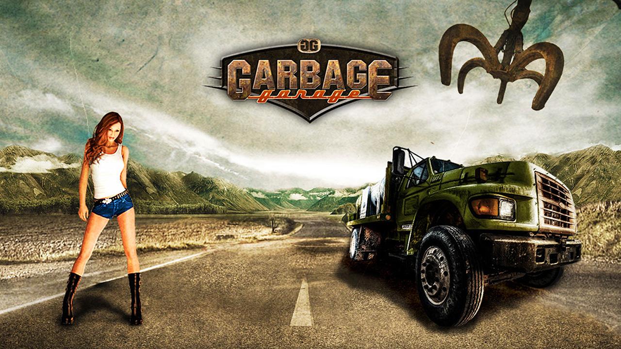 Garbage Garage Simulationen