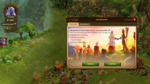Neue Gemeinschaft in Elvenar