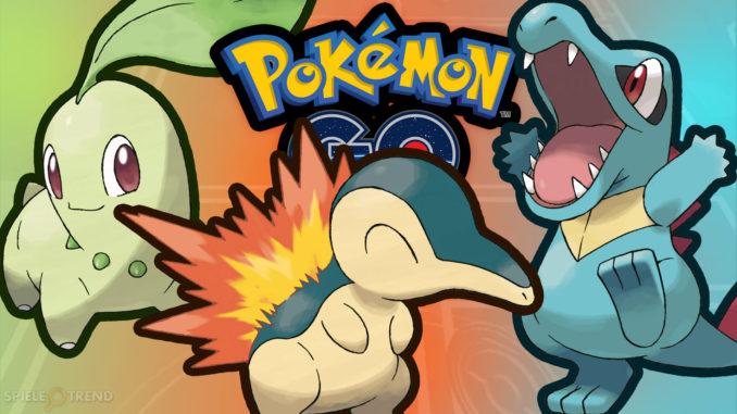 Pokémon GO Generation 2 Gen2 kommt