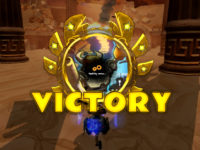 Victory in Guns and Robots