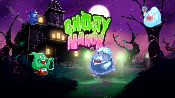 Deutsches Gameplay Video zu Ghosty Manor