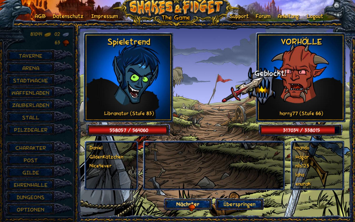 Online Pvp Spiele