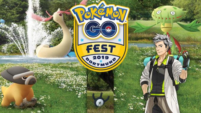 Pokémon GO Fest 2019 in Dortmund