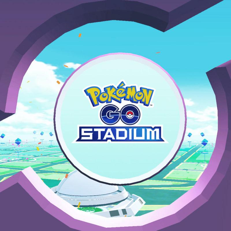 Stadium PokéStop