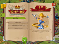 Das Questbuch im Browsergame