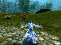 Screenshots zu Swordsman Online