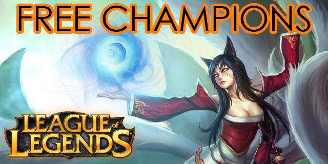 LoL: Gratis spielbare Champions der 22. Woche