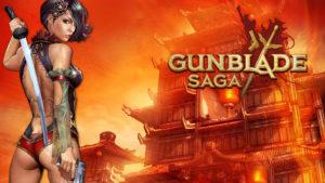 Gunblade Saga (MMO RPG)